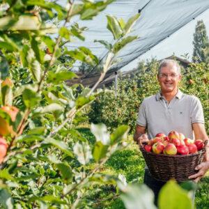 Jens Blum, Wiesenhof, Ländle Apfel, Foto: Weissengruber