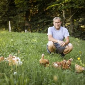 Norbert Schedler, Ländle Wiesenhuhn, Foto: Weissengruber