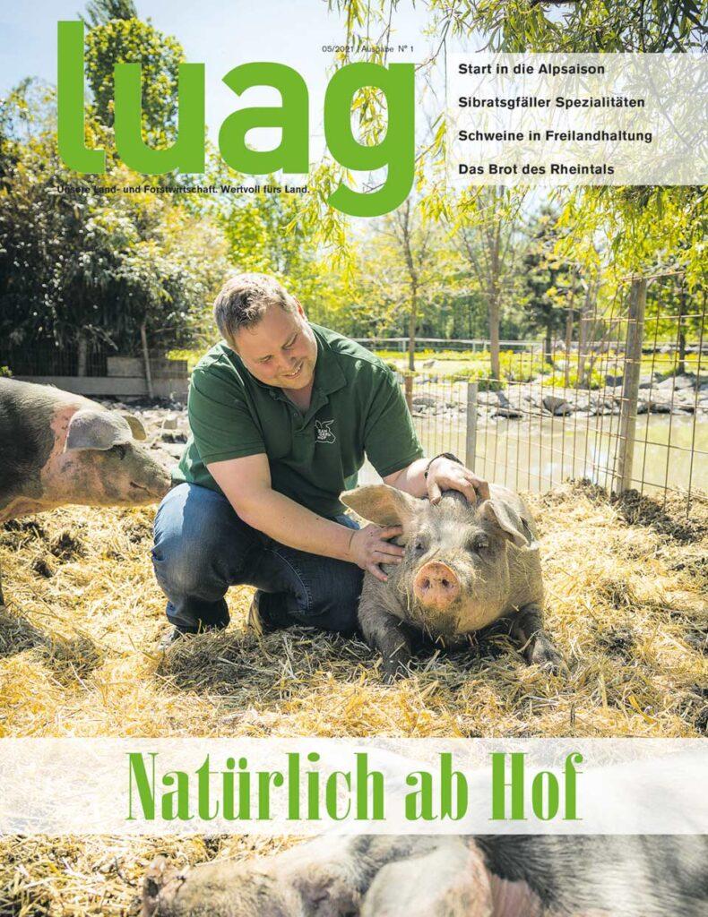 luag-Konsumentenmagazin Ausgabe 1/2021