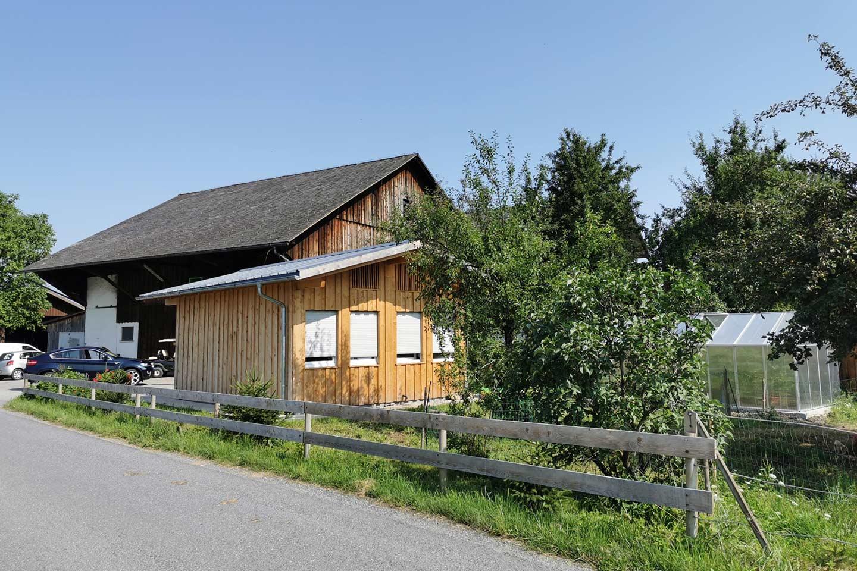 Hof Von Gerold Keckeis In Rankweil-Brederis